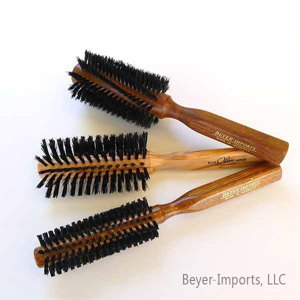 Boar Bristle Hair Styling Brushes
